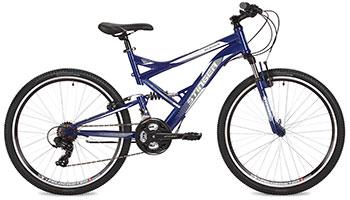 Велосипед Stinger 26 SFV.VERSU.20 BL7 26'' Versus 20'' синий велосипед stinger valencia 2017