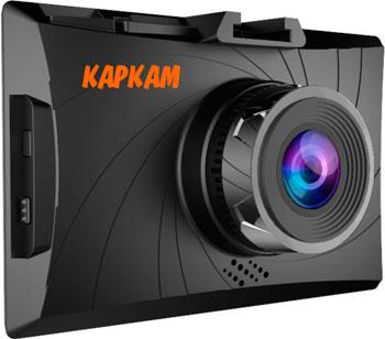 Автомобильный видеорегистратор КАРКАМ Т3 видеорегистратор каркам т3