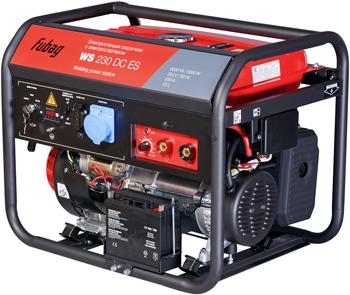 Электростанция сварочная FUBAG WS 230 DC ES 838237 цена