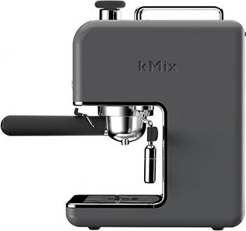 Кофеварка Kenwood kMix ES 020 GY серая тостер kenwood ttm 020 gy 900вт 5реж