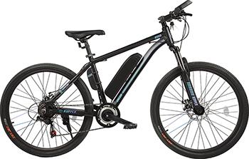 Велогибрид Eltreco Kupper Unicorn blue-black 010836-0200