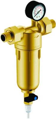 Магистральная система Гейзер Бастион 122 3/4'' (32673) фильтр для воды гейзер бастион 121 3 4 для горячей воды d60 32669
