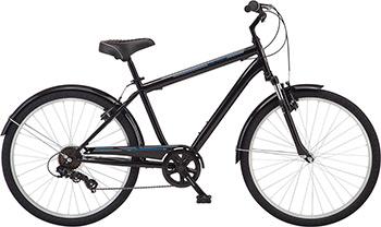 Велосипед Schwinn Suburban S 5482 B 26 чёрный цена