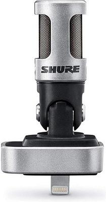 Стереомикрофон для iOS-устройств Shure MV 88/A инструментальный микрофон shure sm57 lce