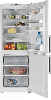 Двухкамерный холодильник ATLANT ХМ 6321-101 двухкамерный холодильник don r 297 b