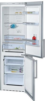 Двухкамерный холодильник Bosch KGN 36 XL 14 R двухкамерный холодильник don r 295 b