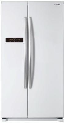 Холодильник Side by Side Daewoo FRNX 22 B5CW холодильник side by side samsung rs552nrua9m