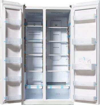 Фото Холодильник Side by Side Ginzzu. Купить с доставкой