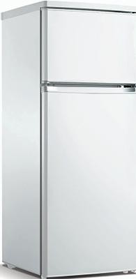 все цены на  Двухкамерный холодильник Bravo XRD-238 W  в интернете