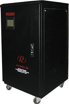 Стабилизатор напряжения Ресанта АСН - 30 000/1 - ЭМ стабилизатор напряжения ресанта ach 8 000 1 эм