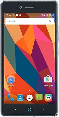 Мобильный телефон ZTE Blade A 476 чёрный мобильный телефон zte blade r550 black blue