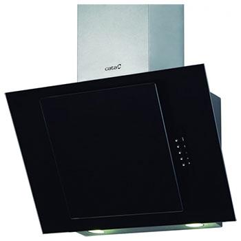 Вытяжка со стеклом Cata CERES 600 P BK cata p 3060 inox