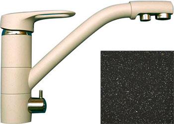 Кухонный смеситель LAVA SG 05 BASALT кухонный смеситель lava sg 07 basalt