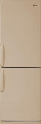 Двухкамерный холодильник LG GA-B 379 UEDA холодильник lg ga b379 ueda