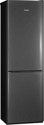 Фото - Двухкамерный холодильник Позис RK-149 графитовый двухкамерный холодильник hitachi r vg 472 pu3 gbw