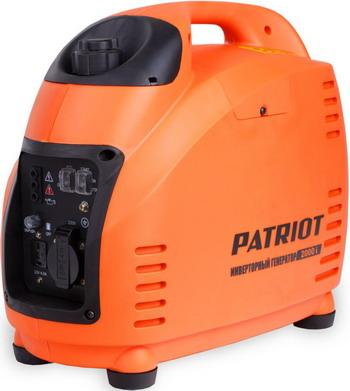 Электрический генератор и электростанция Patriot 2000 i электрический генератор и электростанция patriot 474101610 maxpower srge 2000 i