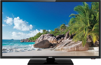 LED телевизор BBK 24 LEM-1026/T2C чёрный наушники pioneer se e511 белый se e511 w