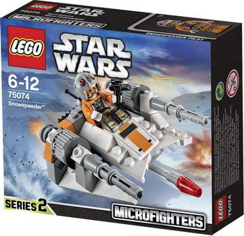 Конструктор Lego Star Wars Снеговой спидер 75074 вытяжка elikor графит 60 stainless steel black glass