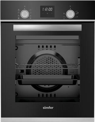 цена на Встраиваемый электрический духовой шкаф Simfer B4EV 58011