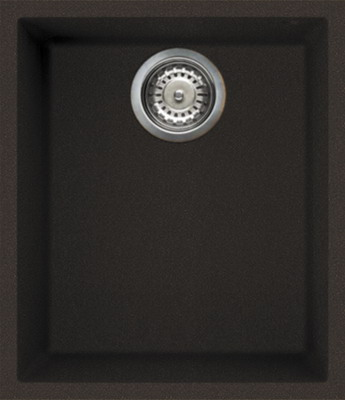 Кухонная мойка OMOIKIRI Bosen 38-U-DC Tetogranit/темный шоколад (4993229)