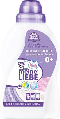 Кондиционер Meine Liebe для детского белья Концентрат 500 мл ML 31110 стиральный порошок meine liebe для белых и светлых вещей oxi эффект концентрат 1000 г ml 31203