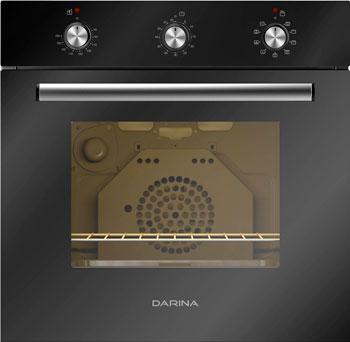 Встраиваемый электрический духовой шкаф Darina 1U BDE 111 707 At встраиваемый электрический духовой шкаф smeg sf 4120 mcn