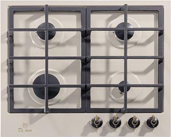 Встраиваемая газовая варочная панель DeLuxe TG4 750231 F- 072 источник питания для базового блока grohe f digital deluxe 42429000