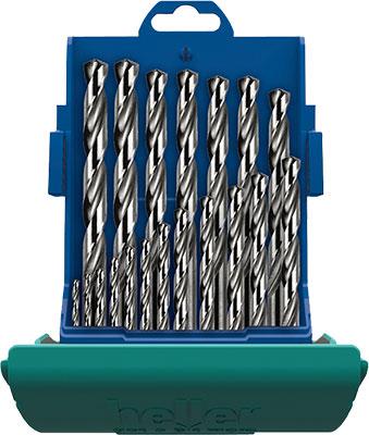Набор свёрл по металлу Heller TD 21961 HSS-G