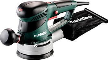 Эксцентриковая шлифовальная машина Metabo SXE 425 TurboTec 600131000 metabo 425 turbotec