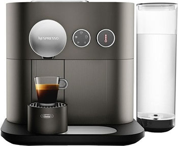 Кофемашина капсульная DeLonghi EN 350.G кофеварка delonghi en 500 коричневый