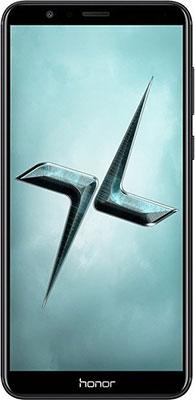 Мобильный телефон Honor 7X 64 Gb черный мобильный телефон lg g flex 2 h959 5 5 13 32 gb 2 gb gps wcdma wifi