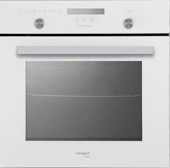 Встраиваемый электрический духовой шкаф Weissgauff EOA 691 PDW weissgauff classic 800 eco granit белый