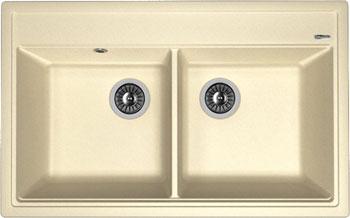 Кухонная мойка Florentina Липси-820 820х510 шампань FSm искусственный камень
