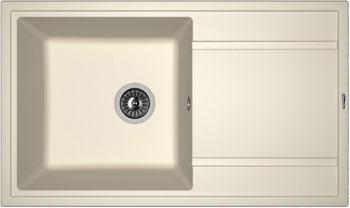 Кухонная мойка Florentina Липси-860 860х510 жасмин FS искусственный камень