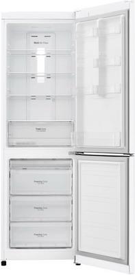 Двухкамерный холодильник LG GA-B 419 SQGL белый холодильник lg ga b429smcz silver