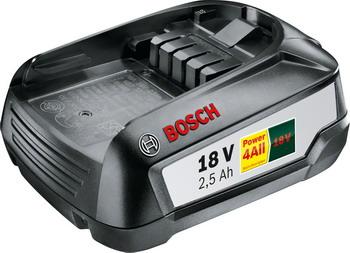 Аккумулятор Bosch PBA 18 V 2 5 Ah для системы 18 Li 1600 A 005 B0 зарядное утройство bosch gax 18 v 30 1600 a 011 a9