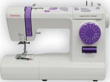 Швейная машина Toyota ECO 17 CP 5411450005616 насос eco cp 404