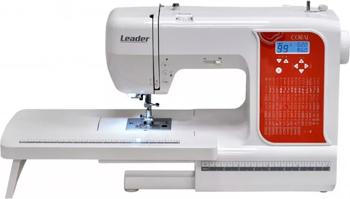 Швейная машина Leader CORAL 4640005570724 автокресло leader kids sorrento gray coral