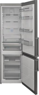 Двухкамерный холодильник Scandilux CNF 379 EZ X Inox двухкамерный холодильник scandilux cnf 379 ez x inox