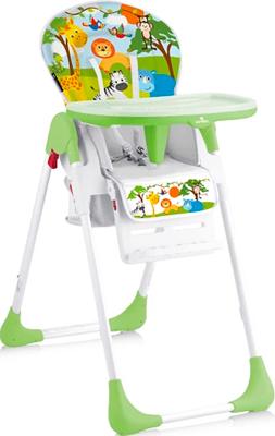Стульчик для кормления Lorelli Tutti Frutti Зеленый / Green Jungle 10100261821 tutti frutti smart skin чехол для samsung tab 3 8 0 white