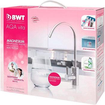 Водоочиститель BWT AQA VITA MAGNESIUM Н213Р00 цена