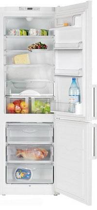 Двухкамерный холодильник ATLANT ХМ 6324-101 двухкамерный холодильник atlant хм 6025 060