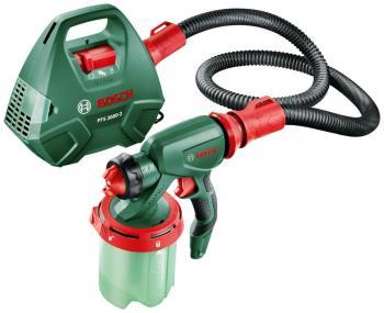 Распылитель краски Bosch PFS 3000-2 (0603207100) распылитель электрический bosch pfs 65 0603206100