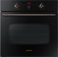 Встраиваемый электрический духовой шкаф Samsung NV 70 H 3350 CB/WT электрический духовой шкаф samsung nv75k5571rs wt