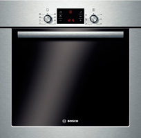 Встраиваемый электрический духовой шкаф Bosch HBG 43 T 350 R встраиваемый морозильник bosch gin 81 ae 20 r