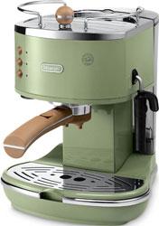 Кофеварка DeLonghi ECOV 311.GR зелёная lacywear колготки kld 120 bgt