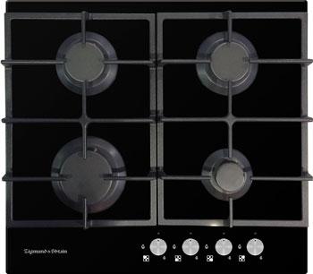 Встраиваемая газовая варочная панель Zigmund amp Shtain MN 124.61 B встраиваемая газовая варочная панель zigmund amp shtain mn 115 61 x