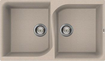Кухонная мойка Elleci EGO 450 granitek (51) Avena LGE 45051 kicx kap 51