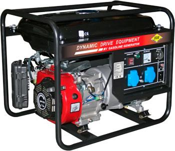 Электрический генератор и электростанция DDE GG 3300 электрический генератор и электростанция dde dpg 10553 e