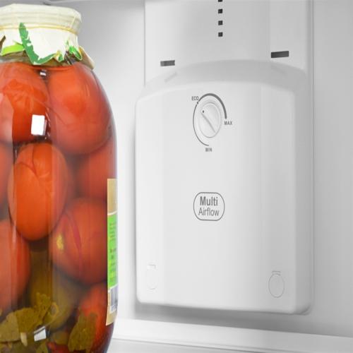 Двухкамерный холодильник Позис RK FNF-170 белый с графитовыми накладками двухкамерный холодильник позис rk 101 серебристый металлопласт